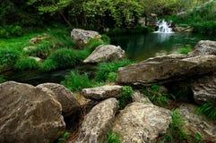 κήπος Ίντεν Στοκ φωτογραφίες με δικαίωμα ελεύθερης χρήσης