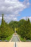 κήπος βικτοριανός Στοκ Εικόνες