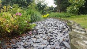 Κήπος βράχου Στοκ εικόνα με δικαίωμα ελεύθερης χρήσης