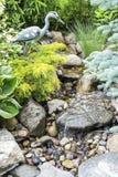 κήπος γαλήνιος στοκ φωτογραφίες