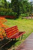 κήπος εδρών Στοκ Εικόνες
