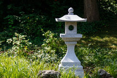 κήπος ιαπωνικά λεπτομέρειας Στοκ εικόνα με δικαίωμα ελεύθερης χρήσης