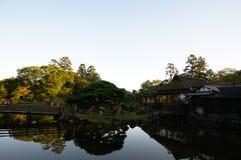 κήπος ιαπωνικά Στοκ εικόνες με δικαίωμα ελεύθερης χρήσης