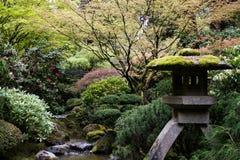 κήπος ιαπωνικά Στοκ Φωτογραφία
