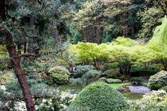 κήπος ιαπωνικά Στοκ εικόνα με δικαίωμα ελεύθερης χρήσης