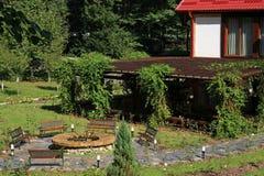 κήπος κατωφλιών Στοκ φωτογραφία με δικαίωμα ελεύθερης χρήσης