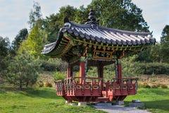 κήπος Κορεάτης στοκ φωτογραφία με δικαίωμα ελεύθερης χρήσης