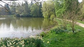 Κήπος κτημάτων Harewood Στοκ Εικόνες