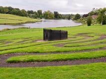 κήπος Λιντς κάστρων Στοκ Φωτογραφίες