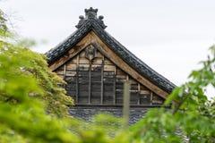 Κήπος ναών Tenryuji Στοκ εικόνα με δικαίωμα ελεύθερης χρήσης