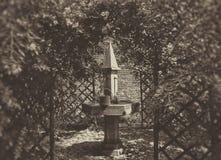 Κήπος ουρών νεράιδων Στοκ φωτογραφία με δικαίωμα ελεύθερης χρήσης