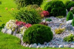 κήπος λουλουδιών που &epsil Στοκ φωτογραφία με δικαίωμα ελεύθερης χρήσης