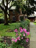 Κήπος πάρκων Grosvenor οδικοί σπίτι και Στοκ φωτογραφίες με δικαίωμα ελεύθερης χρήσης