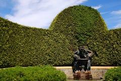 Κήπος παλατιών κρυστάλλου - Πόρτο - Πορτογαλία Στοκ Εικόνες