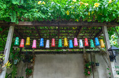 Κήπος περίπτερων Στοκ εικόνες με δικαίωμα ελεύθερης χρήσης