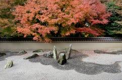 Κήπος πετρών Στοκ Εικόνες