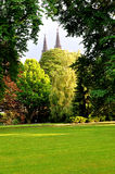 κήπος Πράγα βασιλική Στοκ Φωτογραφία