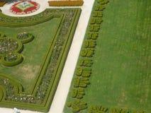 Κήπος πύργων σε Hlubokà ¡ Στοκ εικόνα με δικαίωμα ελεύθερης χρήσης