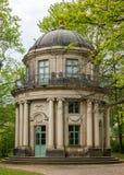 Κήπος σπιτιών εγκαταστάσεων Pillnitz παλατιών στοκ φωτογραφίες