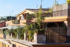 Κήπος στεγών, Ρώμη Στοκ φωτογραφίες με δικαίωμα ελεύθερης χρήσης