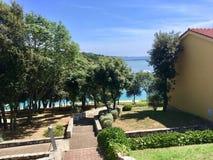 Κήπος στην Κροατία στοκ εικόνες με δικαίωμα ελεύθερης χρήσης