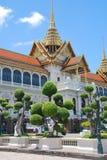 Κήπος στη Μπανγκόκ, Ταϊλάνδη Στοκ Εικόνες