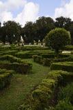 Κήπος στο Galleria Borghese Ρώμη Ital Στοκ εικόνες με δικαίωμα ελεύθερης χρήσης