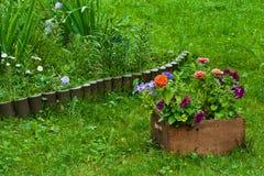 κήπος σχεδίου Στοκ φωτογραφίες με δικαίωμα ελεύθερης χρήσης