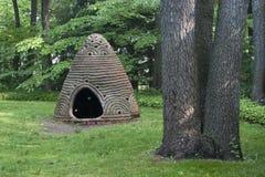 κήπος τέχνης Στοκ Εικόνα