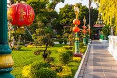 κήπος Ταϊλανδός Στοκ Εικόνες
