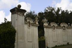 Κήπος της βίλας Borghese Ρώμη Ιταλία Στοκ Εικόνες