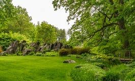 Κήπος της Νέας Υόρκης Στοκ φωτογραφίες με δικαίωμα ελεύθερης χρήσης