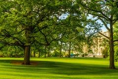 Κήπος της Νέας Υόρκης Στοκ εικόνες με δικαίωμα ελεύθερης χρήσης