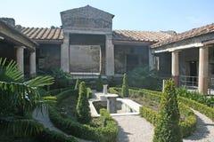 Κήπος της Πομπηίας Στοκ Φωτογραφία