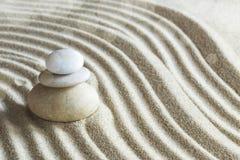 Κήπος της Zen στοκ εικόνες