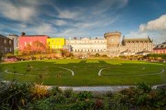 Κήπος του Δουβλίνου Στοκ εικόνα με δικαίωμα ελεύθερης χρήσης