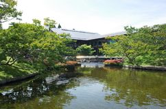 Κήπος του Κιότο Στοκ Φωτογραφίες