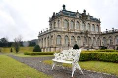Κήπος του πάρκου πορσελάνης Tian, μυθιστόρημα-γνώση, Ιαπωνία Στοκ εικόνες με δικαίωμα ελεύθερης χρήσης