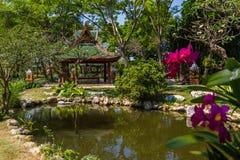 Κήπος του zen Στοκ Εικόνες