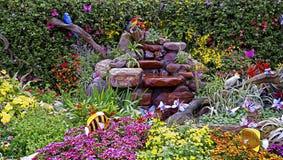 Κήπος φθινοπώρου Στοκ Φωτογραφία