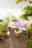 Κήπος χορταριών στοκ φωτογραφία με δικαίωμα ελεύθερης χρήσης
