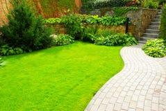κήπος Στοκ Φωτογραφία