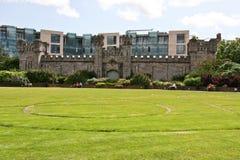 Κήπος Linn Dubh, Δουβλίνο Castle, Δουβλίνο, Ιρλανδία Στοκ φωτογραφίες με δικαίωμα ελεύθερης χρήσης
