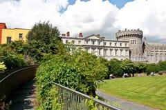 Κήπος Linn Dubh, Δουβλίνο Castle, Δουβλίνο, Ιρλανδία Στοκ φωτογραφία με δικαίωμα ελεύθερης χρήσης