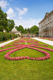 κήπος mirabell Σάλτζμπουργκ Στοκ εικόνα με δικαίωμα ελεύθερης χρήσης