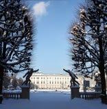 Κήπος Mirabell Στοκ Εικόνες