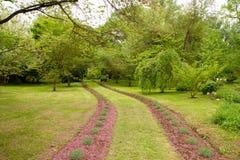 Κήπος Nympha στοκ φωτογραφία με δικαίωμα ελεύθερης χρήσης