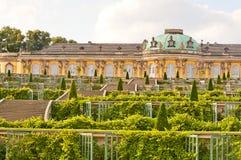Κήπος Sanssouci Στοκ φωτογραφία με δικαίωμα ελεύθερης χρήσης
