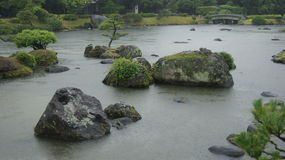 Κήπος Suizenji Ιαπωνία Στοκ φωτογραφία με δικαίωμα ελεύθερης χρήσης