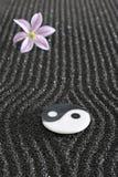 κήπος yang yin zen Στοκ φωτογραφίες με δικαίωμα ελεύθερης χρήσης